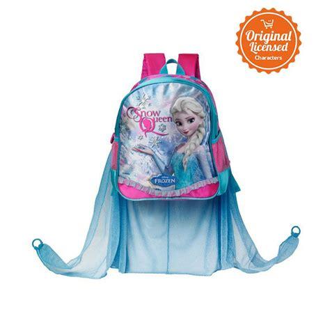 Tas Anak Sekolah Tas Ransel Backpack Zoo Character jual disney frozen small pink tas ransel anak with elsa dress harga kualitas terjamin