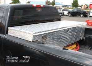 truck tool boxes from highway products inc tool storage