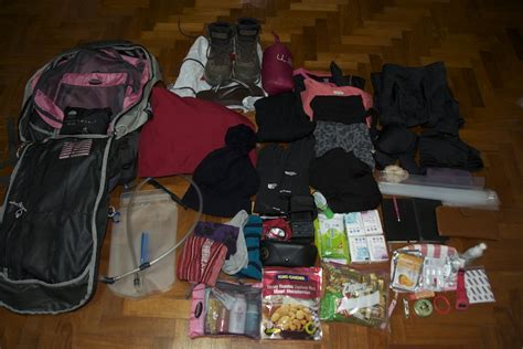 Bag Stuff Forester Backpack Hiking Gunung 5 Things You Must Bring To Climb Mount Kinabalu