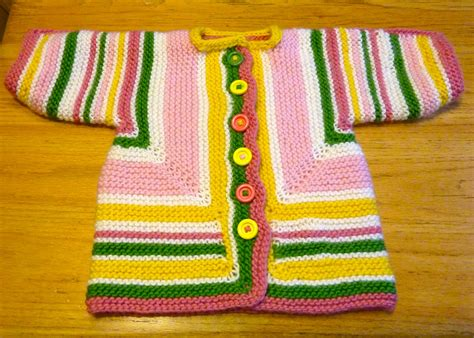 knitting pattern all in one baby cardigan knitting patterns for baby sweaters knit in one piece