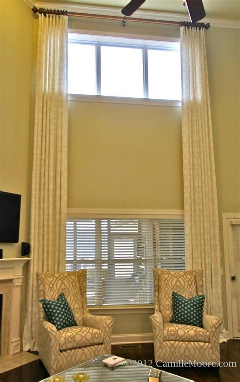 window treatments for double windows 28 best two story windows images on pinterest window