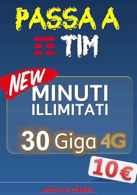 offerta mobile tim tim proroga l offerta ipergiga go con 30 gb di