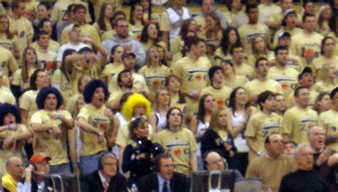 pitt student section student section wikipedia