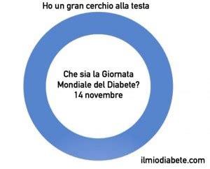 cerchio alla testa ho un gran cerchio alla testa il mio diabeteil mio diabete