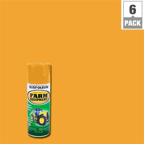 spray painter health check rust oleum specialty 12 oz yellow farm equipment