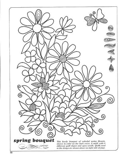 quilling template modele quilling page 13