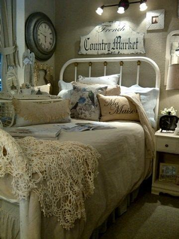 bedroom areamay  french cottage garden french