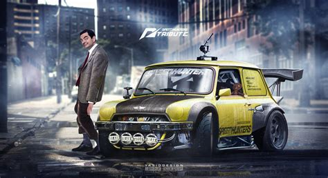 speedhunters mini cooper need for speed ft bean by