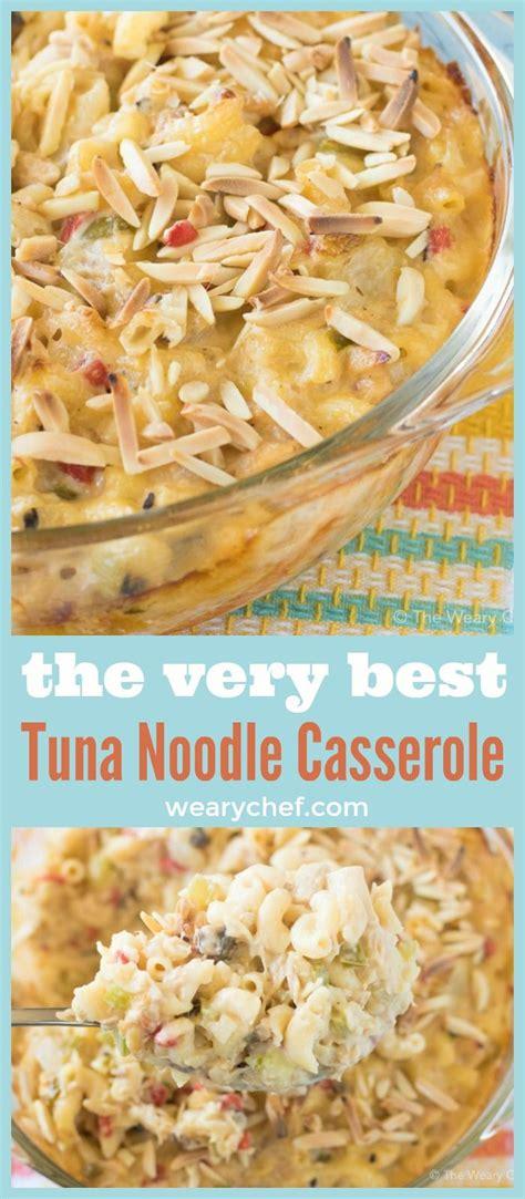 simple tuna noodle casserole recipe 25 best easy tuna casserole ideas on