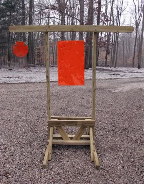 shooting targets stands ftempo