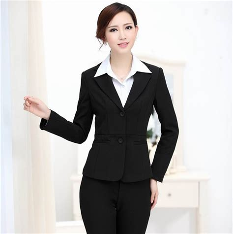 women work suits 2014 2014 new women suit with pants business suits formal