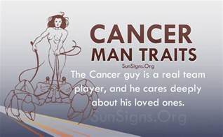 cancer traits and personality www imgkid com the image