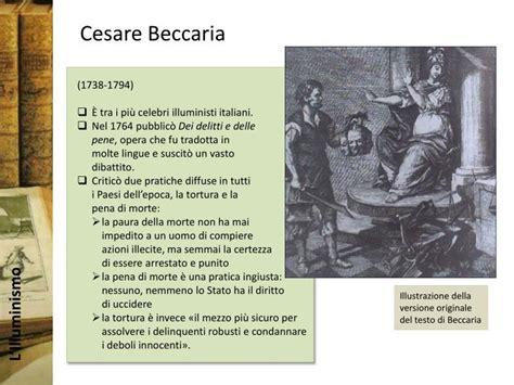 cesare beccaria illuminismo ppt l illuminismo powerpoint presentation id 869341