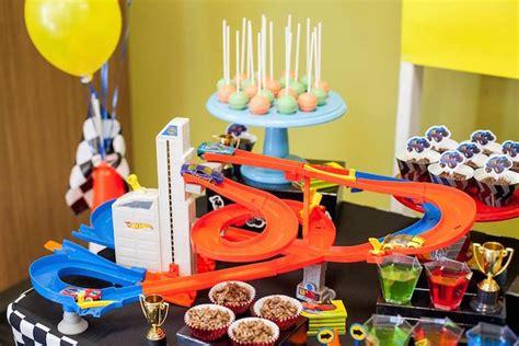 hot party themes 2015 kara s party ideas hot wheels car birthday party kara