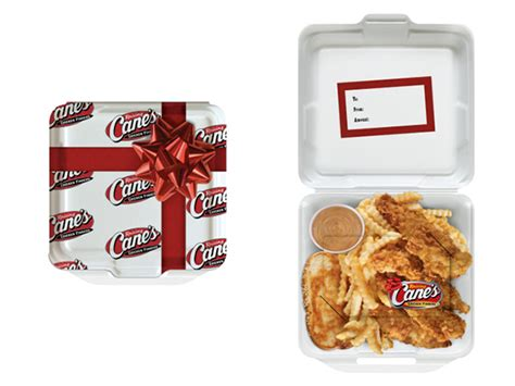 Raising Canes Gift Card - raising cane s gift card and gift card holder on behance
