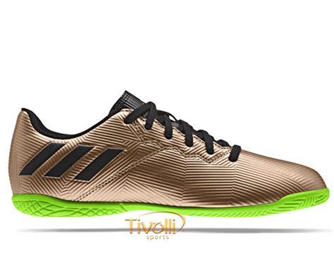Adidas Futsal Messi 16 4 Ic chuteira adidas messi 16 4 ic futsal infantil gt dourada