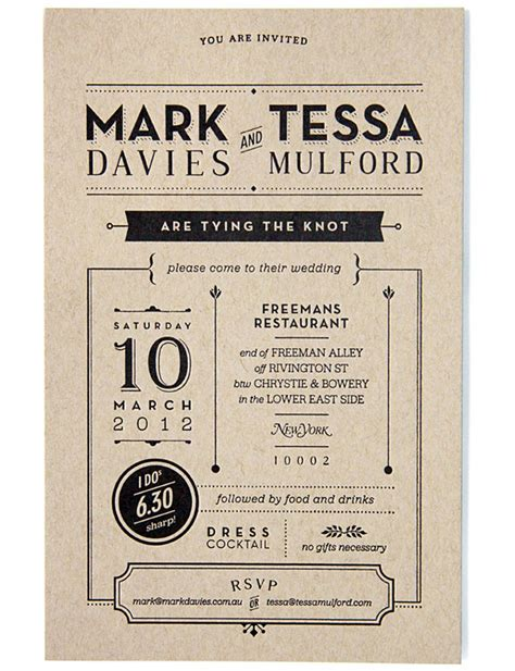 custom graphic design wedding invitations graphic design wedding invitation by tessa mulford ams