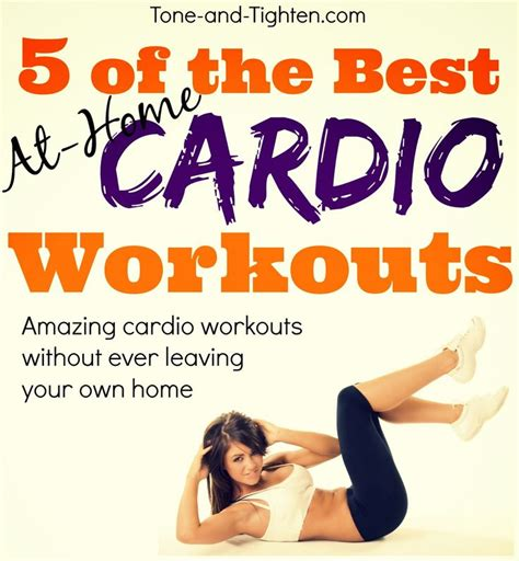 the 25 best home cardio workouts ideas on