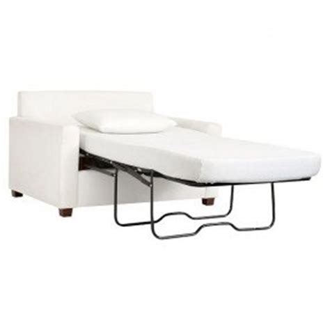 pull out chair bed pull out sleeper chair foter