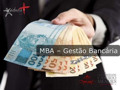Mba Ead by Mba Gest 227 O Banc 225 Ria P 243 S Educa Ead