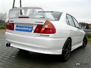 Mitsubishi Evolution 4 1996 Mitsubishi Lancer Evolution Iv 4 2 0t 4x4 Znakomity