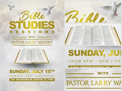 bible study flyer template free bible study flyer template 2 flyerheroes