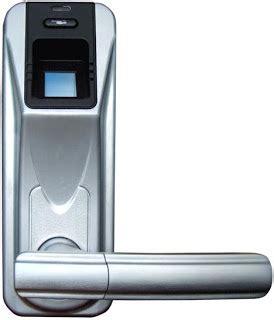 Kunci Pintu Sidik Jari kunci pintu rumah kunci pintu fingerprint atau sidik jari