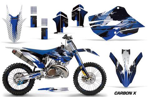 Blue Print Custom Decal Huswarna husqvarna tc 125 250 fc 250 350 450 2014 2015 graphics creatorx graphics mx atv decals sled