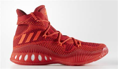 adidas crazy explosive adidas crazy explosive primeknit red sneaker bar detroit
