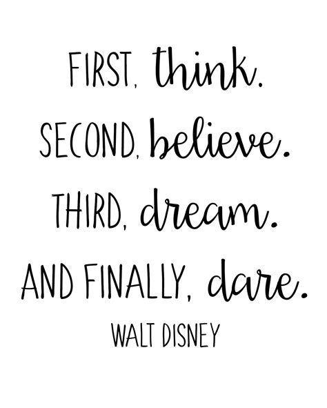 free printable disney quotes walt disney quote quotes of the day