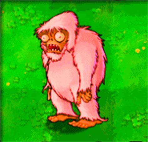 zombie yeti tutorial volcano zombie yeti plants vs zombies character creator