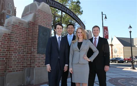 Gre Uf Mba by Hough Graduate School Of Business Ranks 16th Among U S
