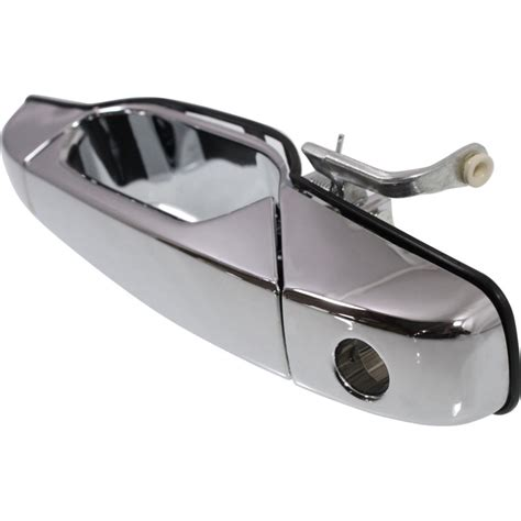 Chrome Front Door Handles New Door Handle Driver Left Side Front Outer Exterior Outside Chrome Chevy Yukon Ebay