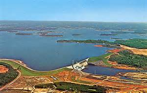 Cowans Ford Dam Facts About Lake Norman Lake Normans Web