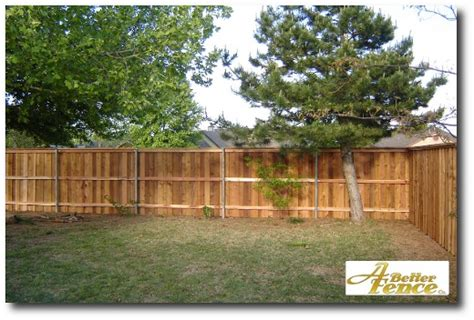 Decorative Privacy Fences by Decorative Privacy Fence With Full Trim Wooden Fence Designs
