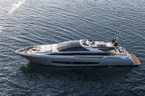 the 122 mythos is the biggest yacht that riva has ever - Riva Biggest Yacht