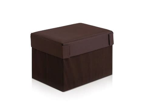 Colored Ottomans With Storage Rectangular Storage Ottoman 2 Colors