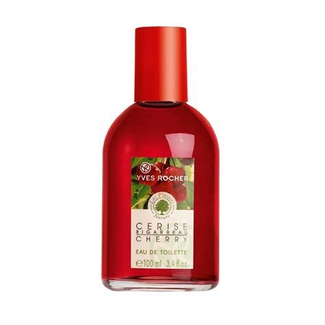 Parfum Yves Rocher cerise bigarreau yves rocher perfume a fragrance for 2010