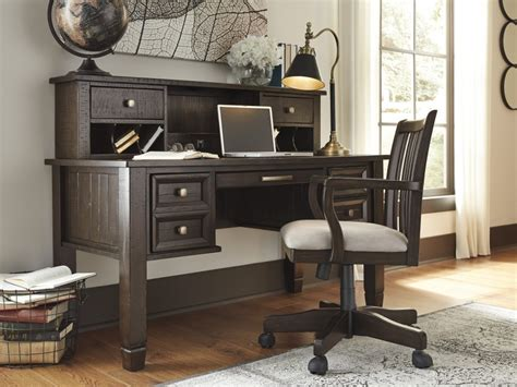 Townser Home Office Desk And Hutch Home Office Chair Home Office Desk And Hutch