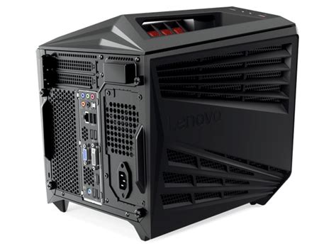Compact Cube Is An All In One Desktop Audio System by Lenovo Ideacentre Y710 Cube Compact Gaming Tower Lenovo Uk