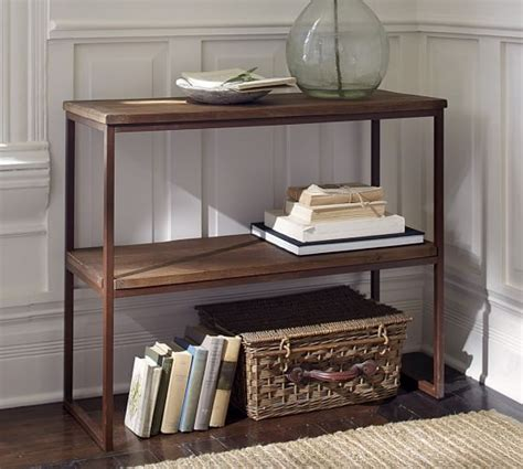 barn console table granger console table pottery barn