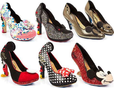mickey mouse high heel shoes irregular choice mickey mouse and friends shoes at