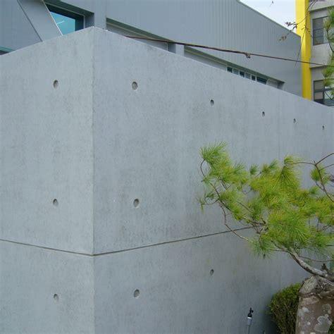 Exposed Concrete Effect System (ECES): Concrete Coating