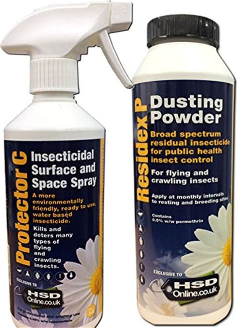 professional bed bug treatment single room bed bug killer treatment spray and powder kit