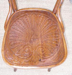 Chaise Kohn by Cinq Chaises K 246 Hn Anciennes Fabriqu 233 Es En Autriche