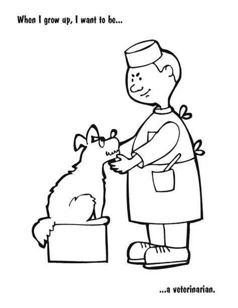 occupations online coloring pages page 1 sketch coloring page