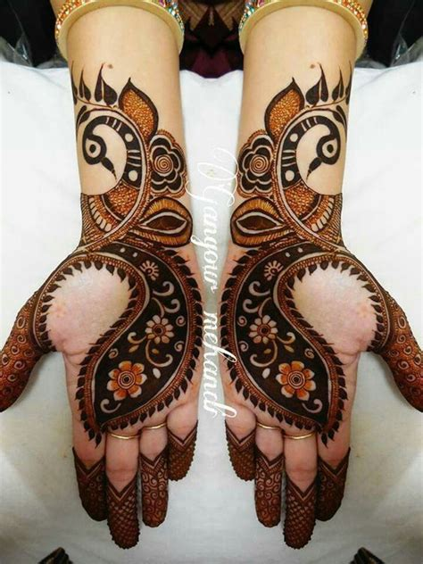 Mehndi Design Photo Gallery