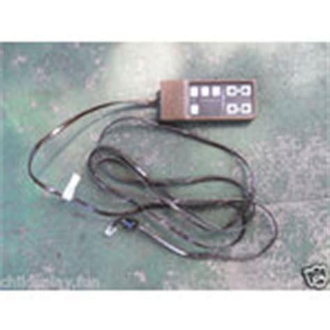 craftmatic 1 adjustable bed corded remote control 05 14 2011