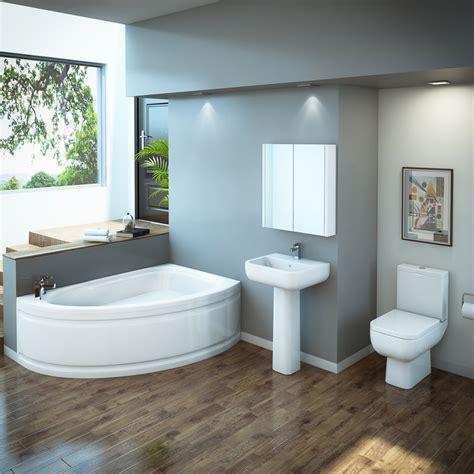 rak bathroom rak series 600 bathroom suite with orlando corner bath