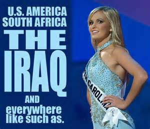 miss carolina maps worst pageant answer since miss south carolina yes it is